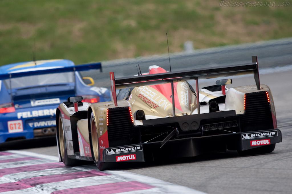 Lola B10/60 Rebellion - Chassis: B0860-HU01   - 2010 Le Mans Series Castellet 8 Hours