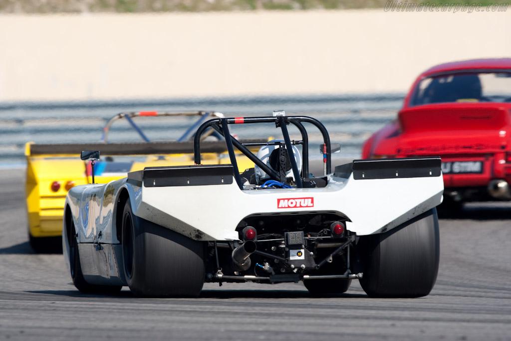 Lola T212 - Chassis: HU22   - 2010 Le Mans Series Castellet 8 Hours