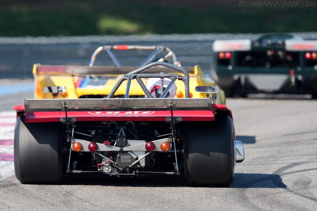 Lola T280 - Chassis: HU3   - 2010 Le Mans Series Castellet 8 Hours
