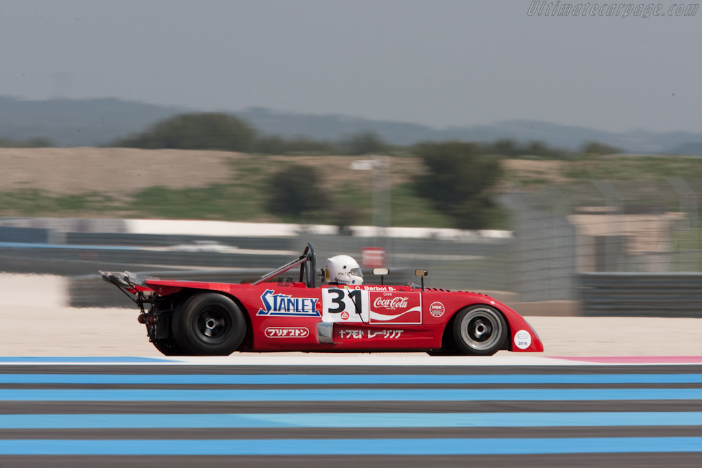 Lola T280 - Chassis: HU3   - 2010 Le Mans Series Castellet 8 Hours