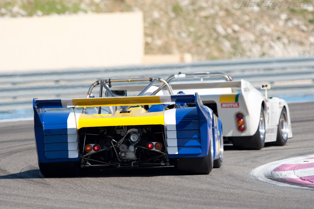 Lola T296 - Chassis: HU87   - 2010 Le Mans Series Castellet 8 Hours