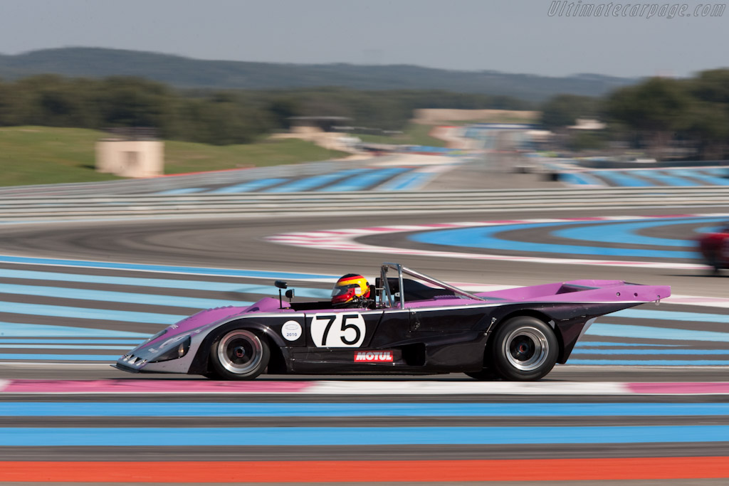 Lola T298 - Chassis: HU97   - 2010 Le Mans Series Castellet 8 Hours