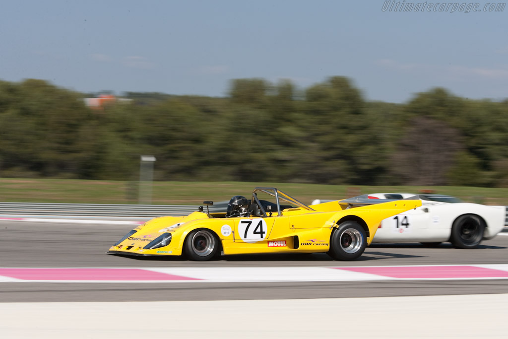 Lola T298 - Chassis: HU93   - 2010 Le Mans Series Castellet 8 Hours