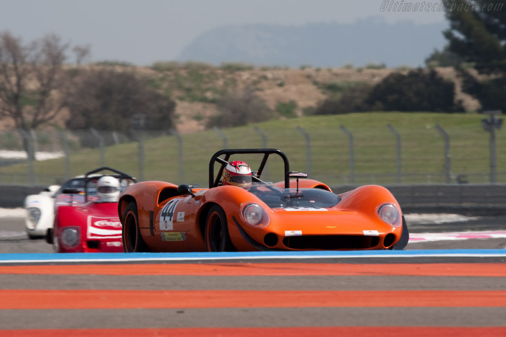 Lola T70 Mk II Chevrolet - Chassis: SL71/25   - 2010 Le Mans Series Castellet 8 Hours