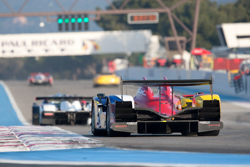 Oreca 01 AIM - Chassis: 02   - 2010 Le Mans Series Castellet 8 Hours