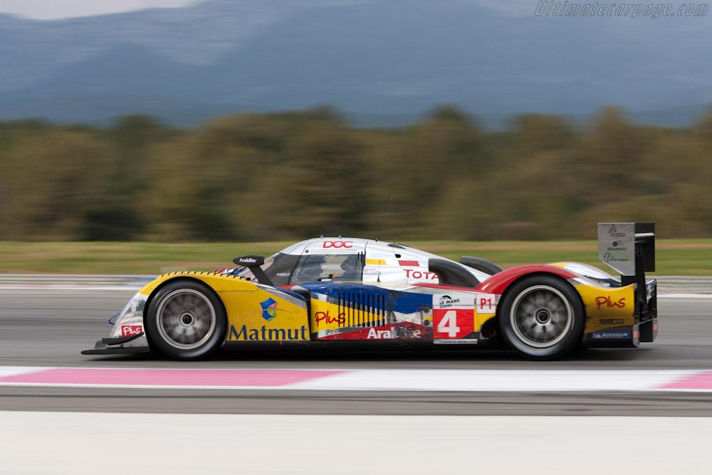 Peugeot 908 HDI Fap - Chassis: 908-04   - 2010 Le Mans Series Castellet 8 Hours