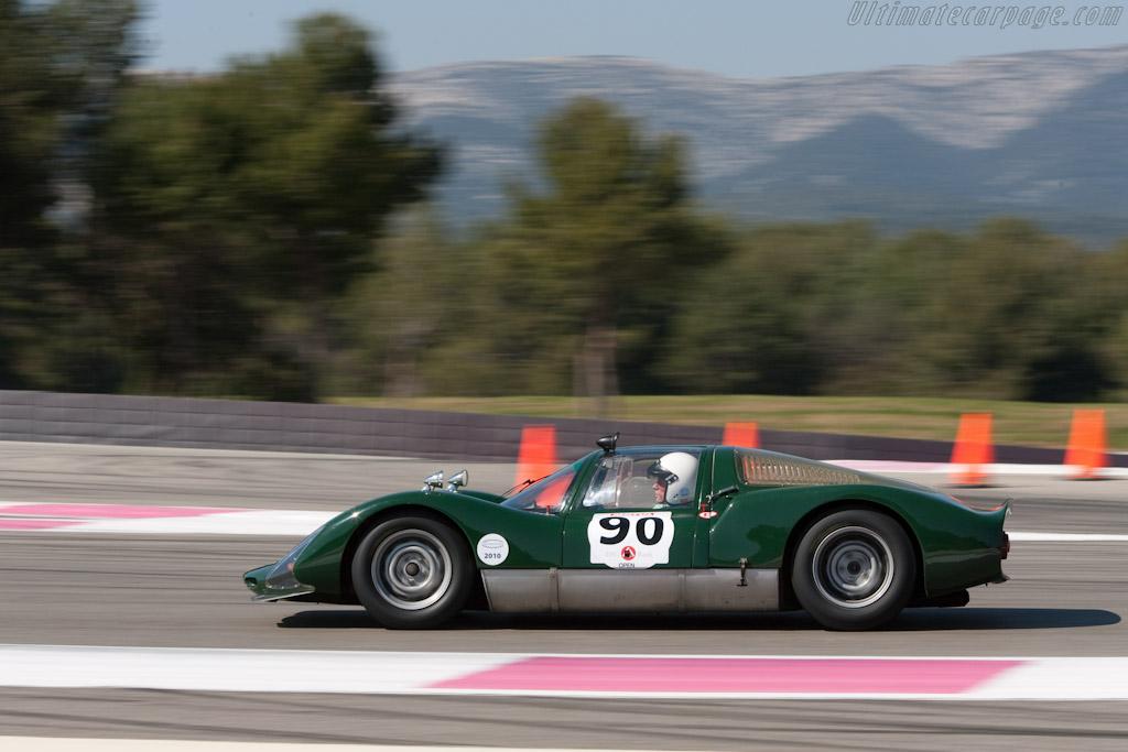 Porsche 906    - 2010 Le Mans Series Castellet 8 Hours