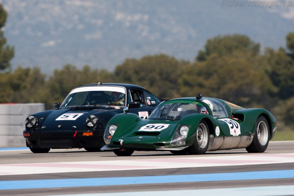 Porsche 906 - Chassis: 906-129   - 2010 Le Mans Series Castellet 8 Hours