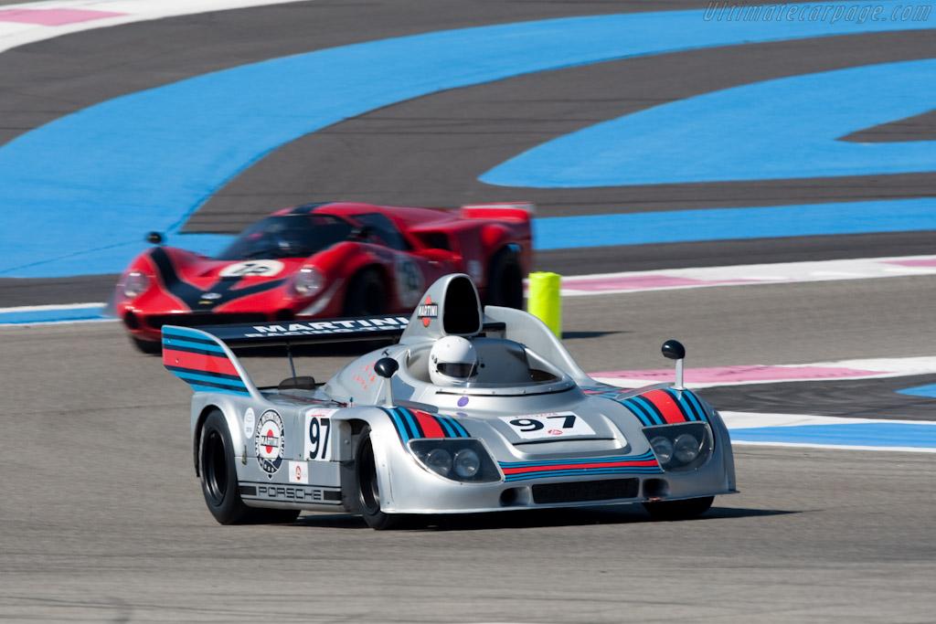 Porsche 908/4 Turbo - Chassis: 908/03-011   - 2010 Le Mans Series Castellet 8 Hours