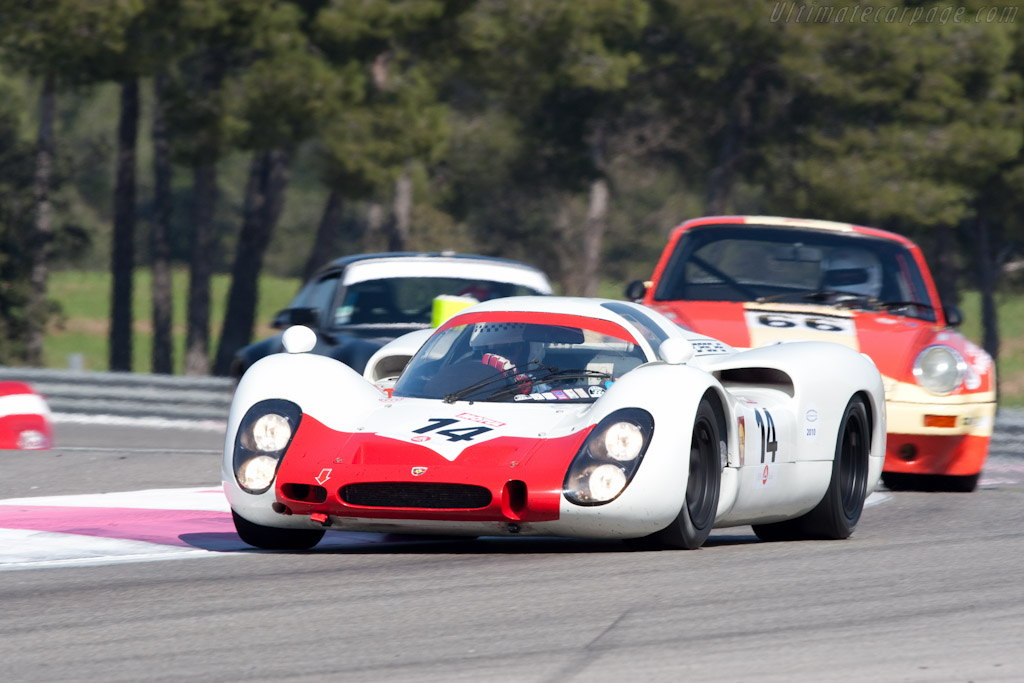 Porsche 908 K - Chassis: 908-019   - 2010 Le Mans Series Castellet 8 Hours