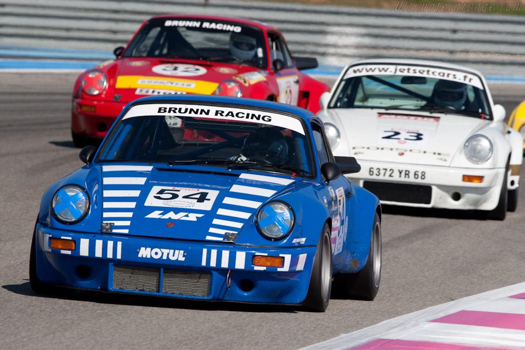 Porsche 911 RSR 3.0   - 2010 Le Mans Series Castellet 8 Hours
