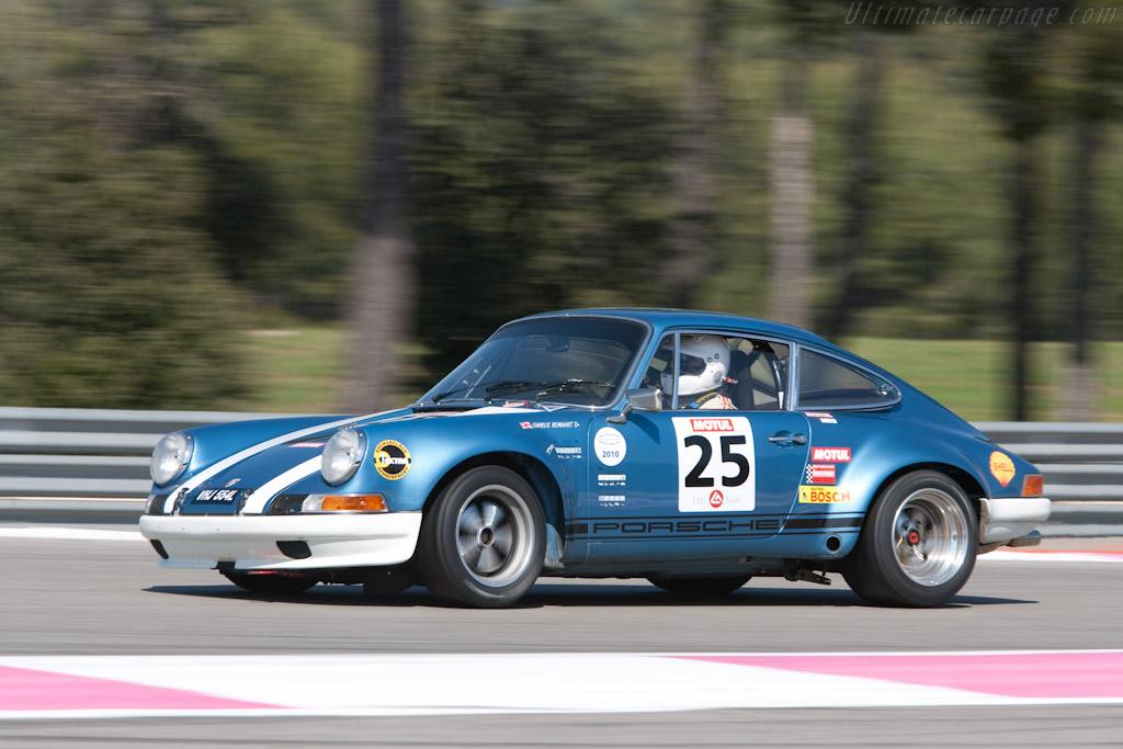 Porsche 911 ST    - 2010 Le Mans Series Castellet 8 Hours