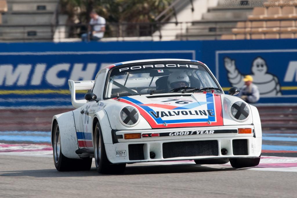 Porsche 934 - Chassis: 930 670 0645   - 2010 Le Mans Series Castellet 8 Hours