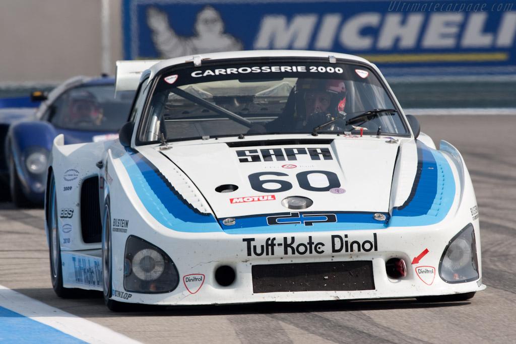 Porsche 935 L1 - Chassis: L1   - 2010 Le Mans Series Castellet 8 Hours