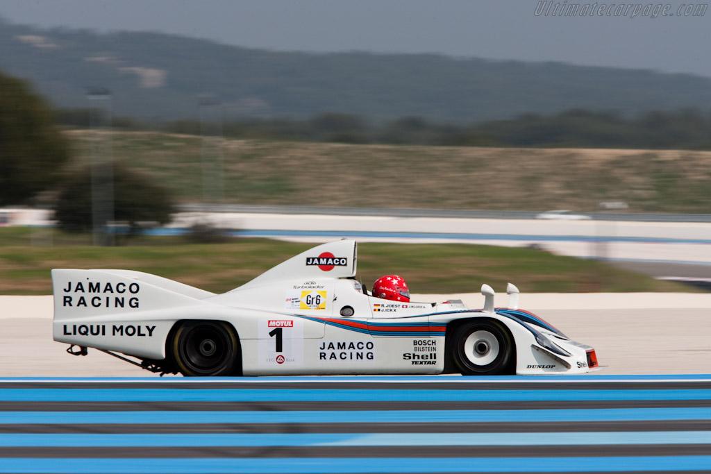 Porsche 936 - Chassis: 936-004   - 2010 Le Mans Series Castellet 8 Hours