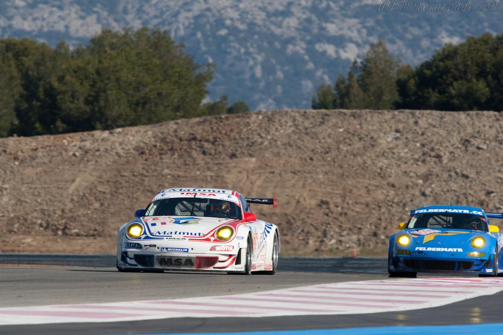 Porsche 997 GT3 RSR - Chassis: WP0ZZZ99Z9S799915   - 2010 Le Mans Series Castellet 8 Hours