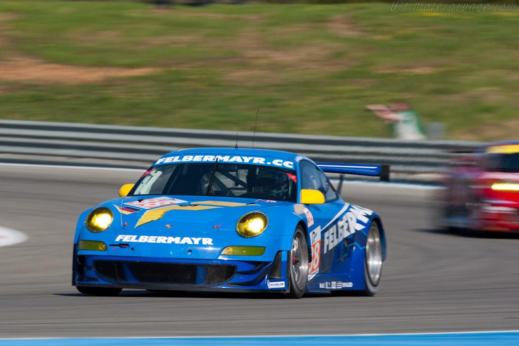 Porsche 997 GT3 RSR - Chassis: WP0ZZZ99Z9S799918   - 2010 Le Mans Series Castellet 8 Hours