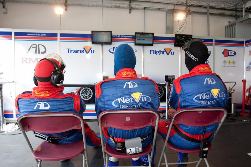 RML team    - 2010 Le Mans Series Castellet 8 Hours