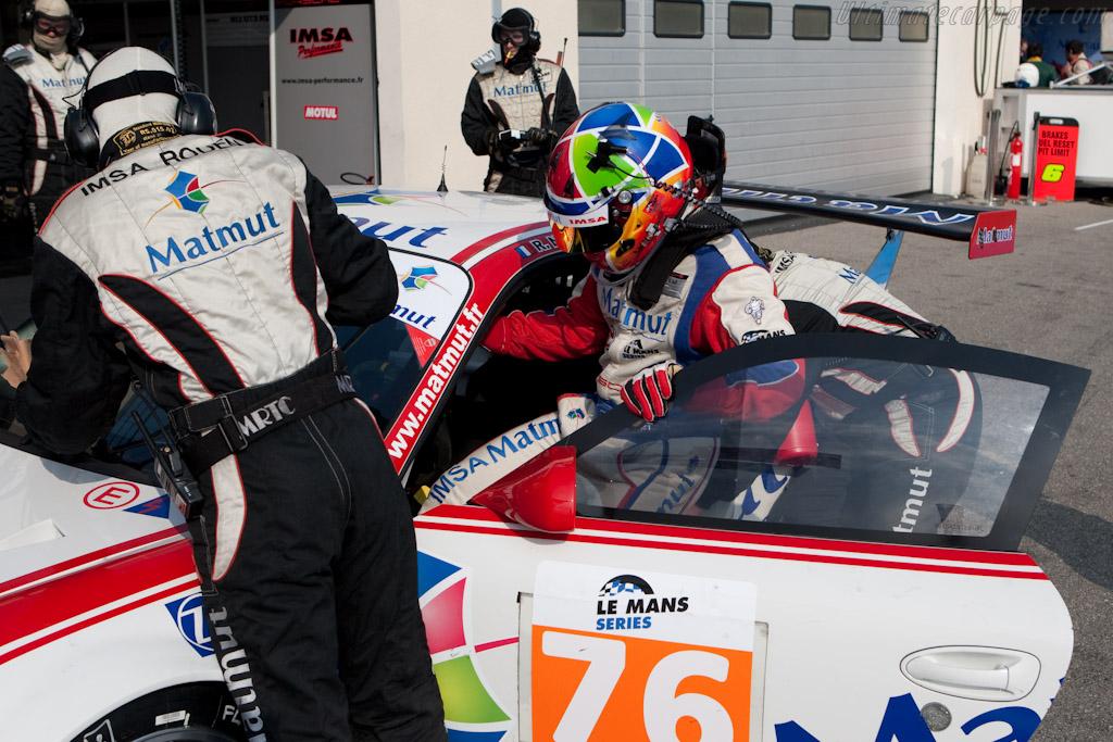 Raymond Narac - Chassis: WP0ZZZ99Z9S799915   - 2010 Le Mans Series Castellet 8 Hours