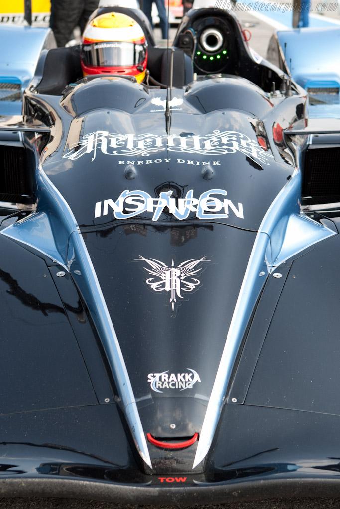 Strakka's HPD - Chassis: LC70-9  - 2010 Le Mans Series Castellet 8 Hours