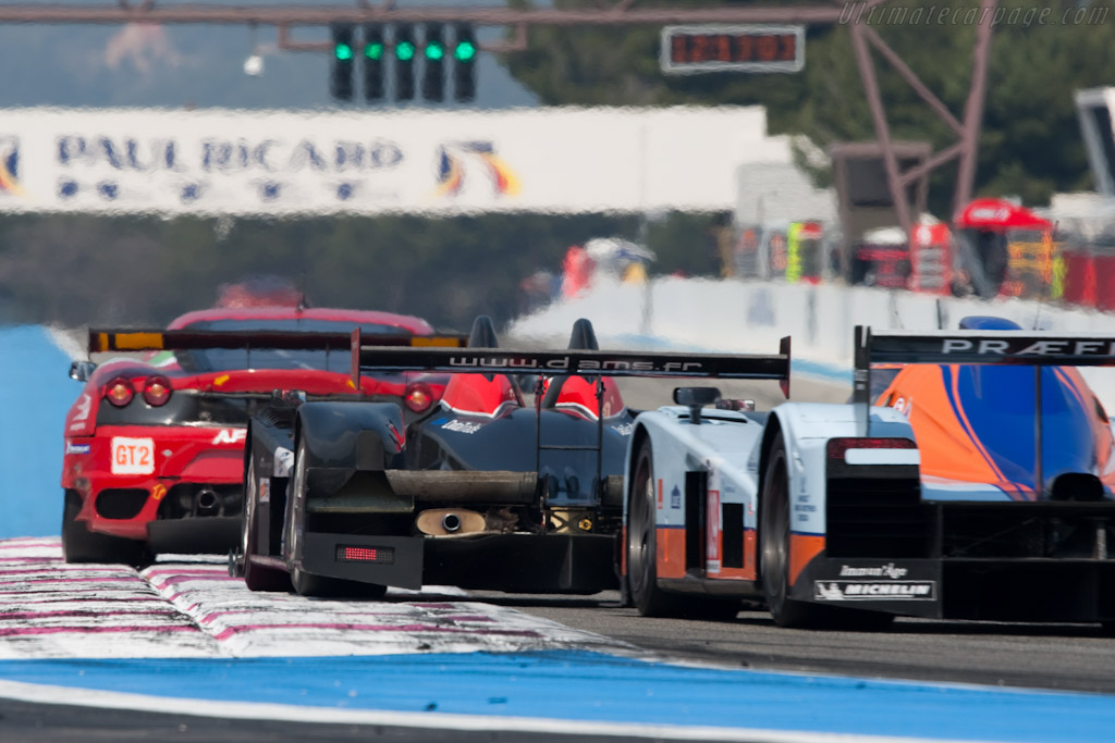 Traffic - Chassis: FLM-6   - 2010 Le Mans Series Castellet 8 Hours