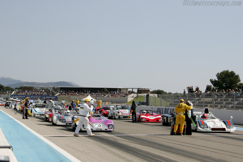 Welcome to Paul Ricard    - 2010 Le Mans Series Castellet 8 Hours