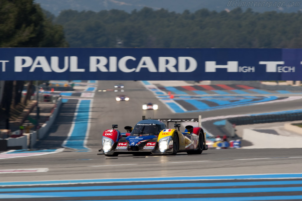 Welcome to Paul Ricard - Chassis: 908-04   - 2010 Le Mans Series Castellet 8 Hours