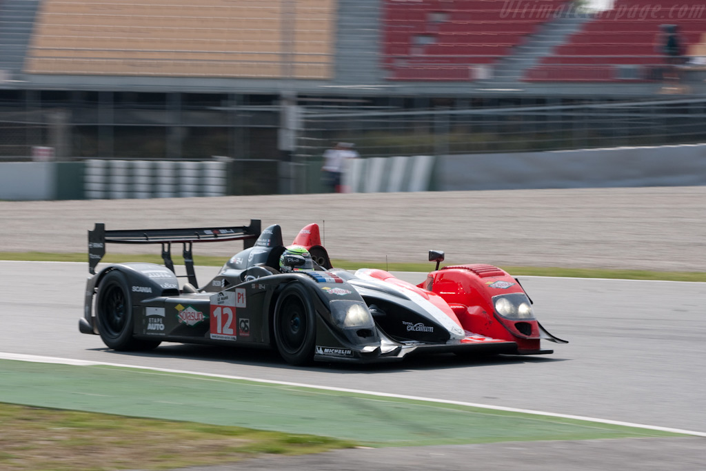 A strong fourth at Signature Plus' debut - Chassis: LC70-11   - 2009 Le Mans Series Catalunya 1000 km