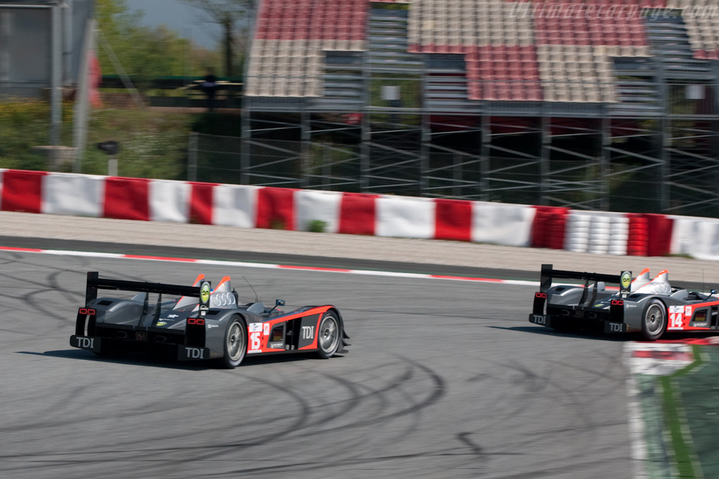 Audi R10 Tdi Chassis 101 2009 Le Mans Series