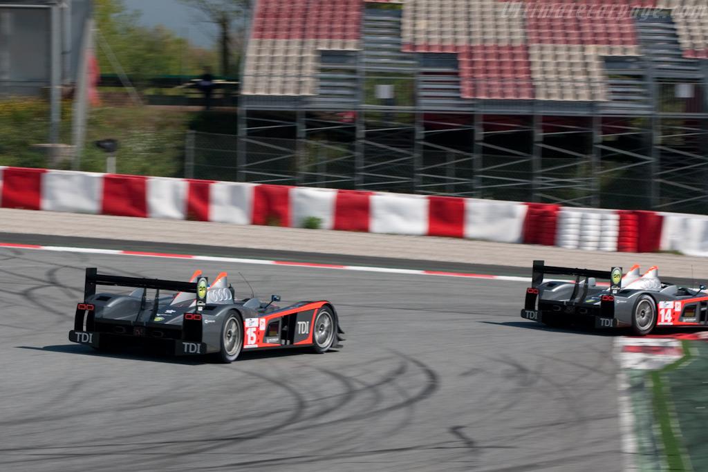 Audi R10 TDI - Chassis: 101   - 2009 Le Mans Series Catalunya 1000 km