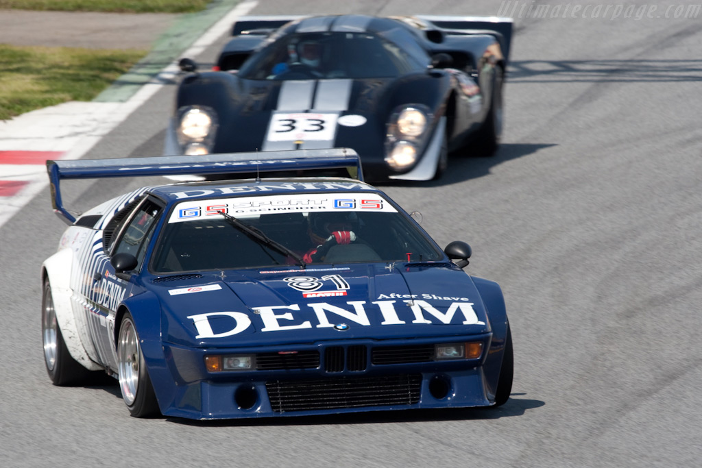 BMW M1 Group 4 - Chassis: 4301099   - 2009 Le Mans Series Catalunya 1000 km
