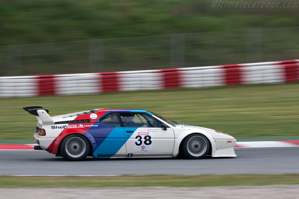 BMW M1 Group 4 - Chassis: 4301016   - 2009 Le Mans Series Catalunya 1000 km