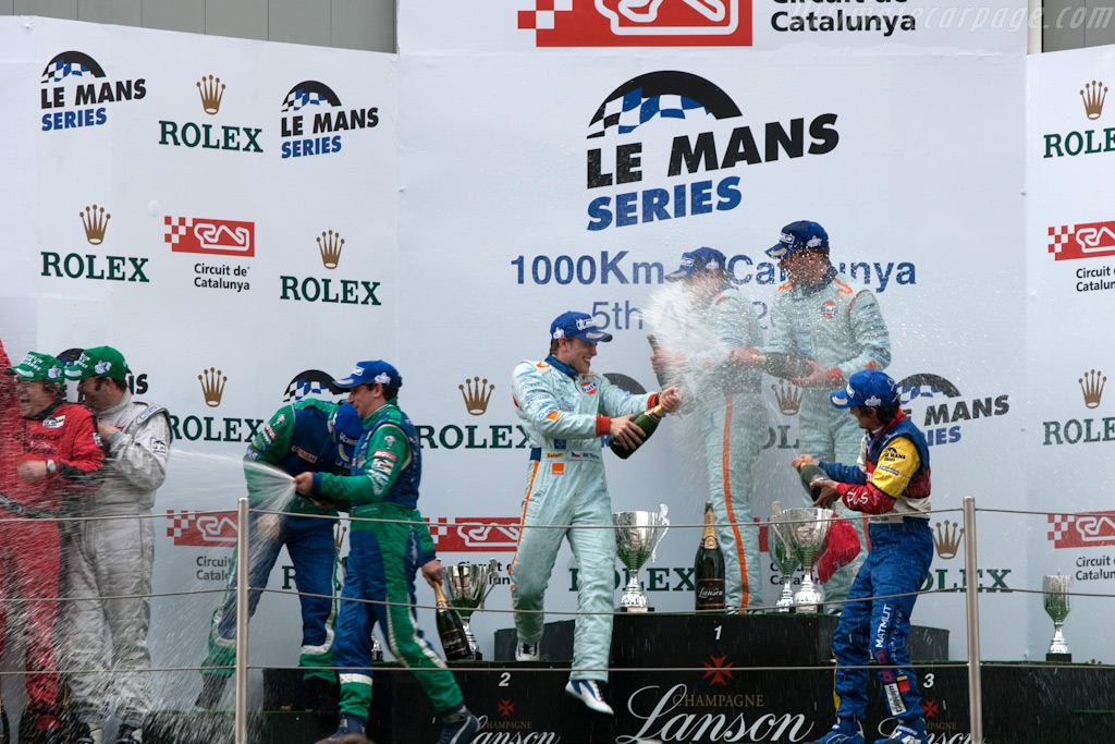 Champagne    - 2009 Le Mans Series Catalunya 1000 km