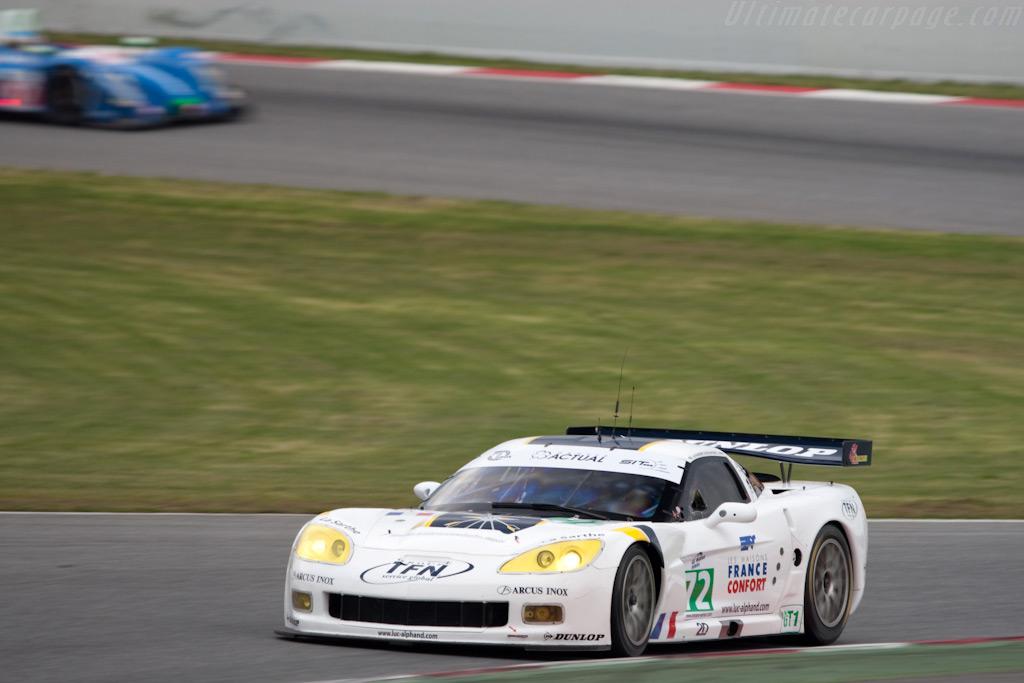 Chevrolet Corvette C6.R - Chassis: 004   - 2009 Le Mans Series Catalunya 1000 km