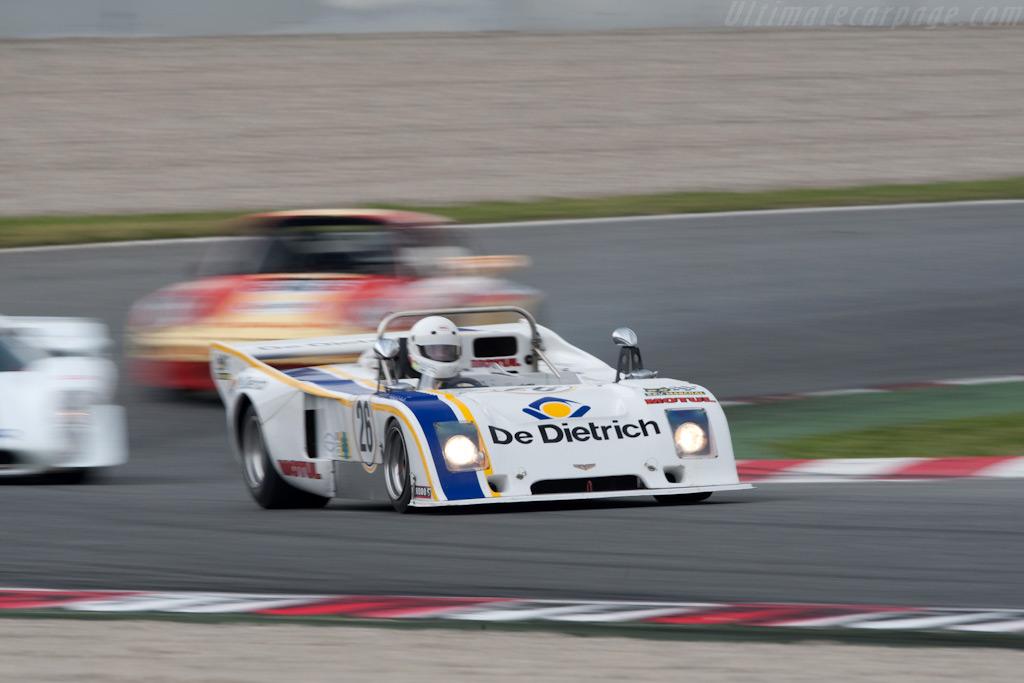 Chevron B36 - Chassis: 36-76-07   - 2009 Le Mans Series Catalunya 1000 km