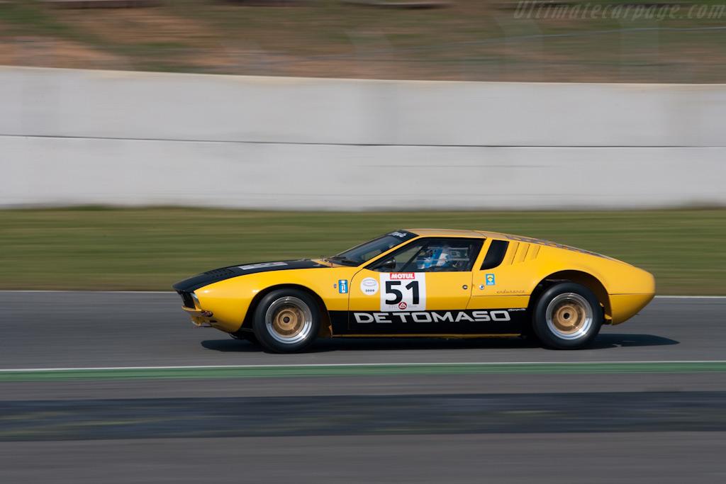 DeTomaso Mangusta - Chassis: 8MA1052   - 2009 Le Mans Series Catalunya 1000 km