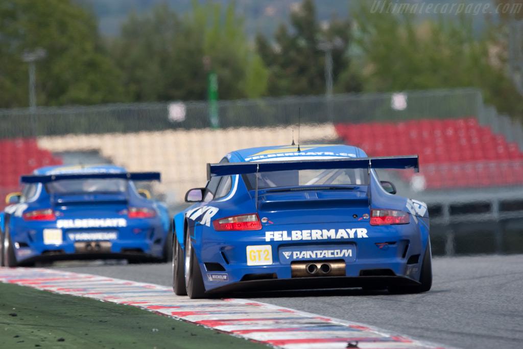 2018 Porsche 911 Gt3 >> Felbermayr Porsches - Chassis: WP0ZZZ99Z9S799911 - 2009 Le Mans Series Catalunya 1000 km
