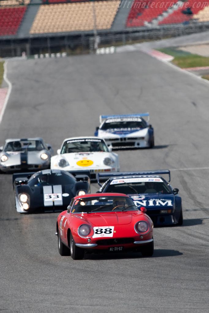 Ferrari 275 GTB/4 - Chassis: 09247 - Driver: Jan Gijzen  - 2009 Le Mans Series Catalunya 1000 km