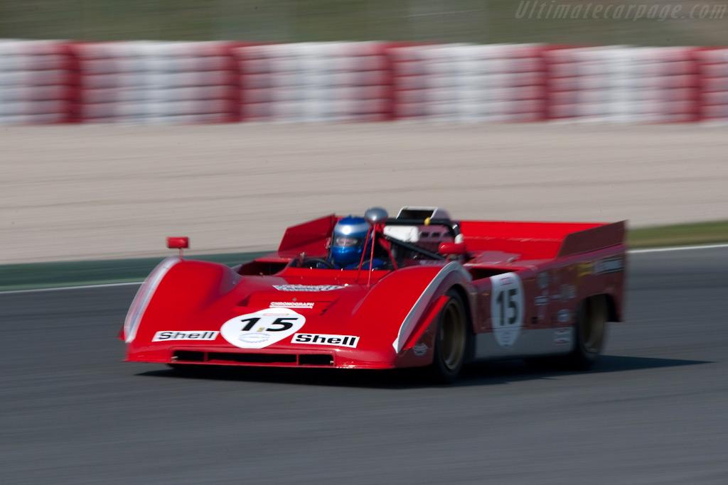 Ferrari 712 Can-Am - Chassis: 1010 - Driver: Paul Knapfield  - 2009 Le Mans Series Catalunya 1000 km