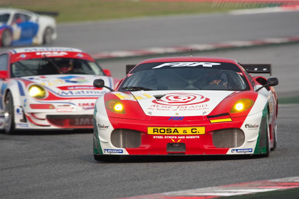 Ferrari F430 GTC - Chassis: 2402   - 2009 Le Mans Series Catalunya 1000 km