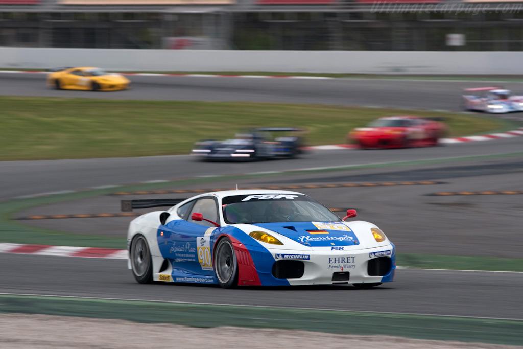 Ferrari F430 GTC - Chassis: 2612   - 2009 Le Mans Series Catalunya 1000 km