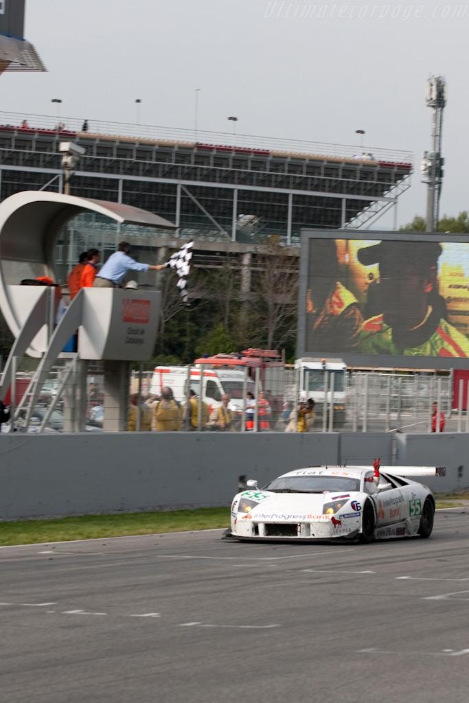 GT1 winners    - 2009 Le Mans Series Catalunya 1000 km