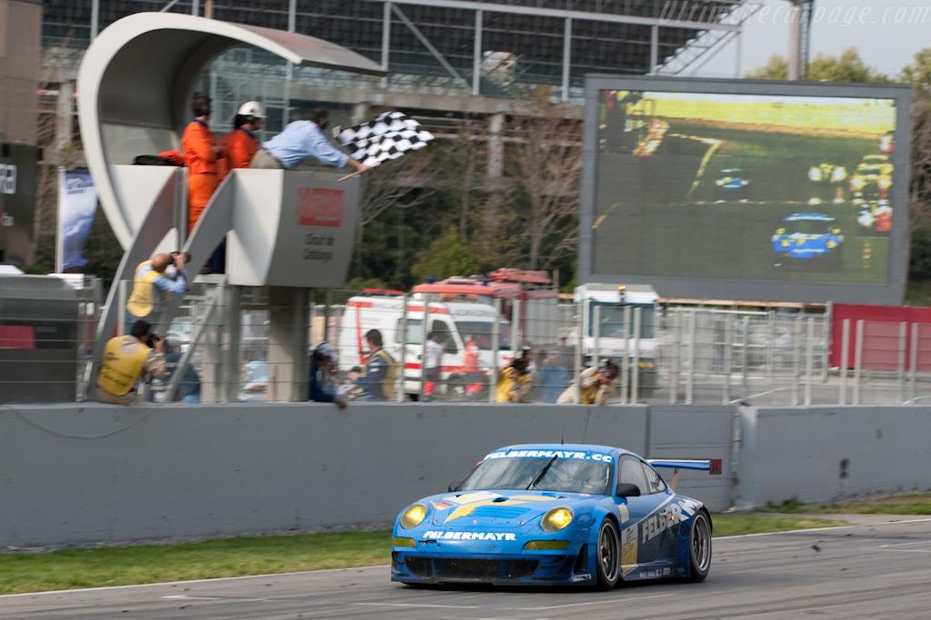 GT2 winners    - 2009 Le Mans Series Catalunya 1000 km