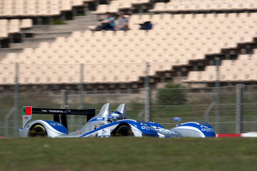 Ginetta-Zytek 09S/2 - Chassis: 09S-05   - 2009 Le Mans Series Catalunya 1000 km