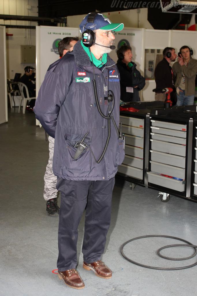Henri Pescarolo    - 2009 Le Mans Series Catalunya 1000 km