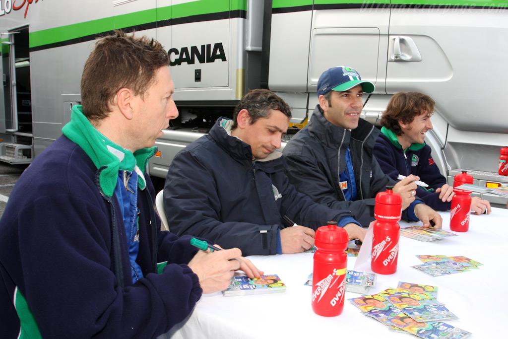 Henri's men    - 2009 Le Mans Series Catalunya 1000 km