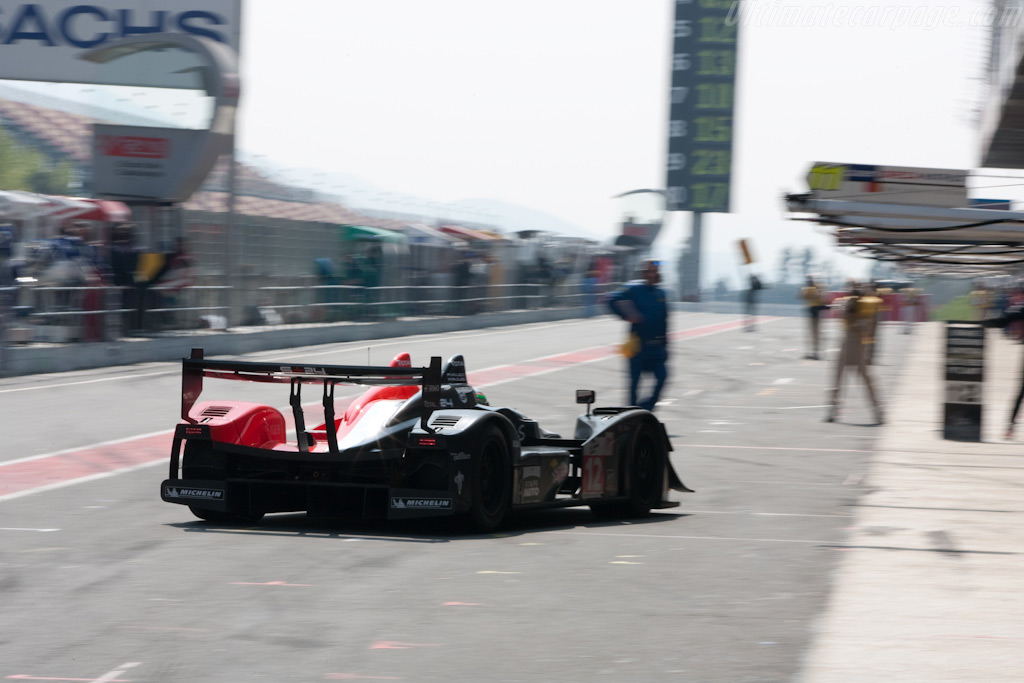 Incoming! - Chassis: LC70-11   - 2009 Le Mans Series Catalunya 1000 km