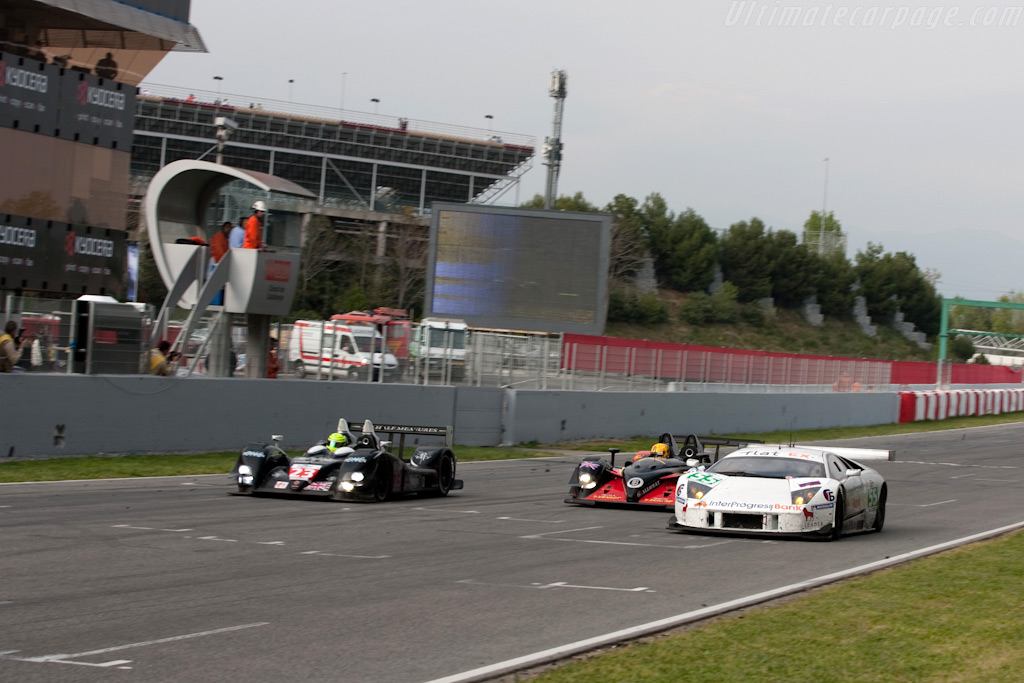 LMP1, LMP2 and GT1 - Chassis: LB01-007   - 2009 Le Mans Series Catalunya 1000 km