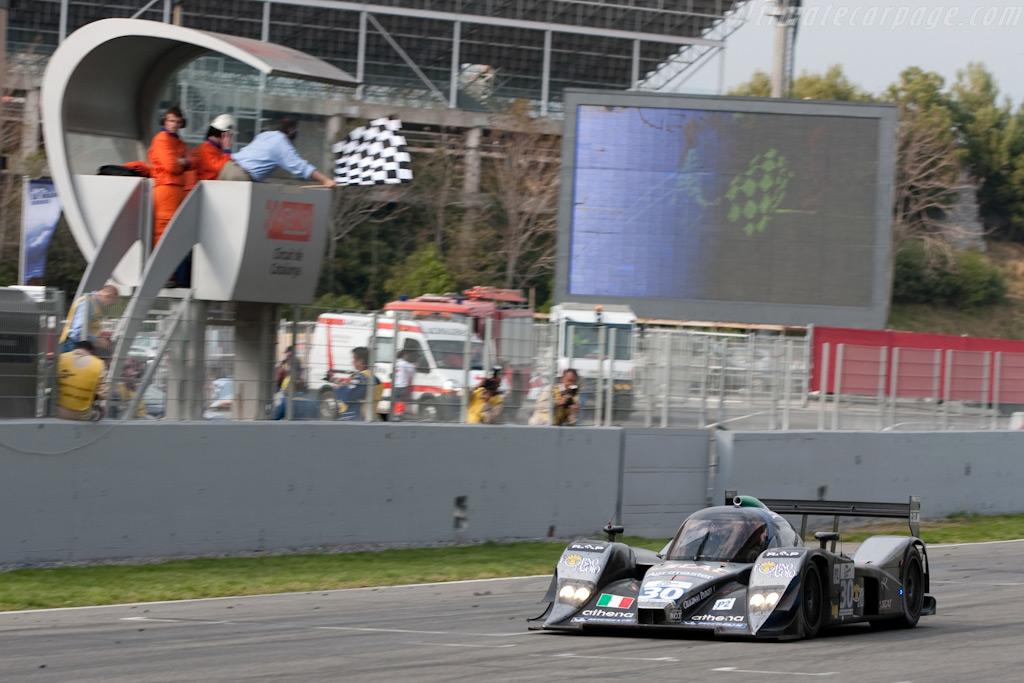 LMP2 winners    - 2009 Le Mans Series Catalunya 1000 km
