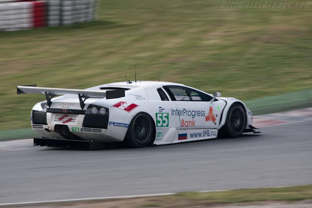 Lamborghini Murcielago R-GT - Chassis: LB01-007   - 2009 Le Mans Series Catalunya 1000 km